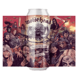 Motörhead Born to Lose IPA