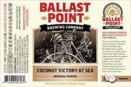 Buy Ballast Point Coconut Victory At Sea 2016 22oz NO LIMIT Online