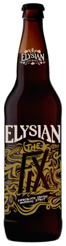 Buy ELYSIAN THE FIX CHOCOLATE COFFEE IMPERIAL STOUT 22oz Online