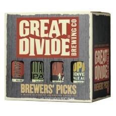 Buy Great Divide Brewer's Picks Sampler Pack Online