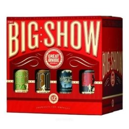 Buy Great Divide The Big Show Variety Pack Online