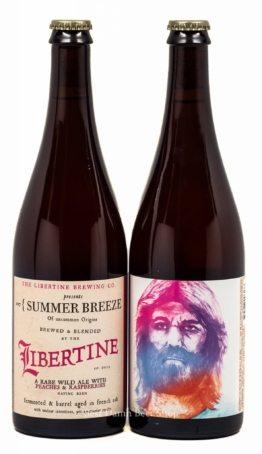 Buy Libertine Summer Breeze 750ml Peaches and Raspberries Online