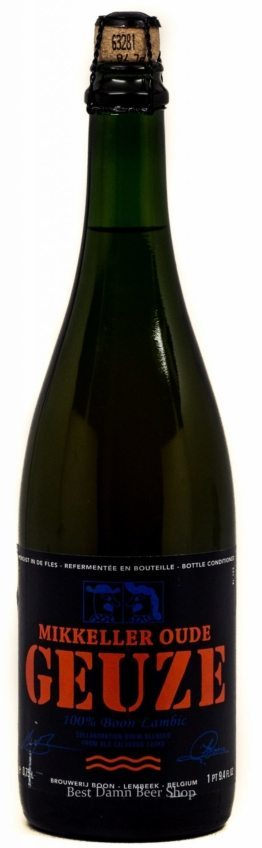 Buy Mikkeller Oude Geuze 750ML LIMIT 2 Collab with Boon Online