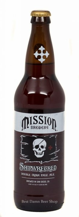 Buy Mission Shipwrecked Double IPA Online
