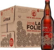 Buy New Belgium Lips of faith La Folie 22oz SOUR Online
