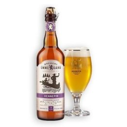 Buy Ommegang Hennepin Farmhouse Ale Online