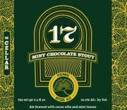 Buy Perennial Ales 17 Mint Chocolate Stout LMT 1 Online