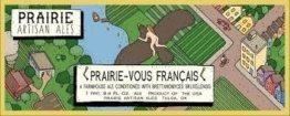 Buy Prairie Artisan Ales Vous Francais 750ml Online