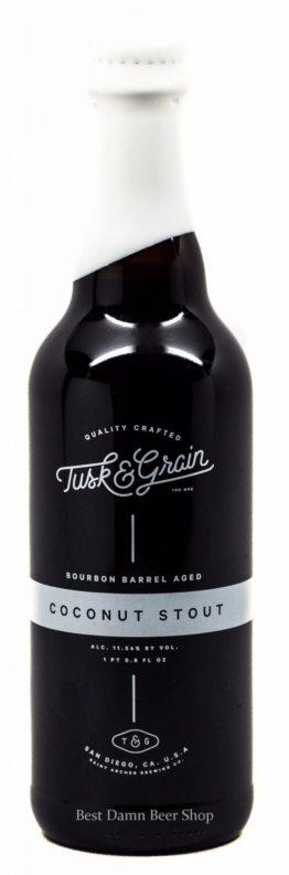 Buy Saint Archer Tusk & Grain Coconut Stout 500ml Online