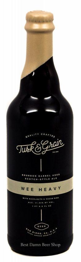 Buy Saint Archer Tusk and Grain Wee Heavy Scotch Bourbon Aged 500ml Online