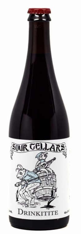 Buy Sour Cellars Drinkitite blueberry 750ml Online