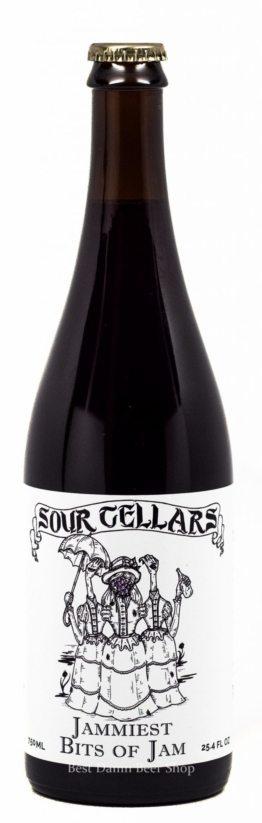 Buy Sour Cellars Jammy Bits boysenberry 750ml Online