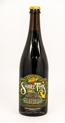 Buy The Bruery Share This: O.C. 750ml LIMIT 3 Online