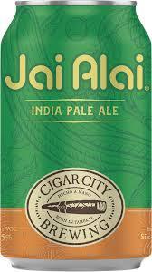 Buy Cigar City Brewing Jai Alai IPA 12oz cans Online