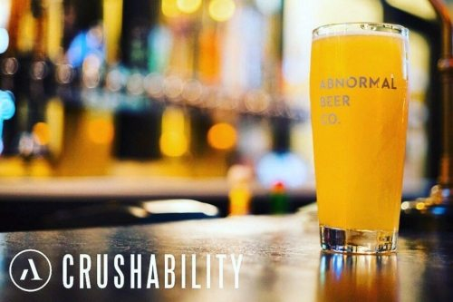 Buy Abnormal Crushability w/Passion Fruit 16oz cans LIMIT 2 CANS Online