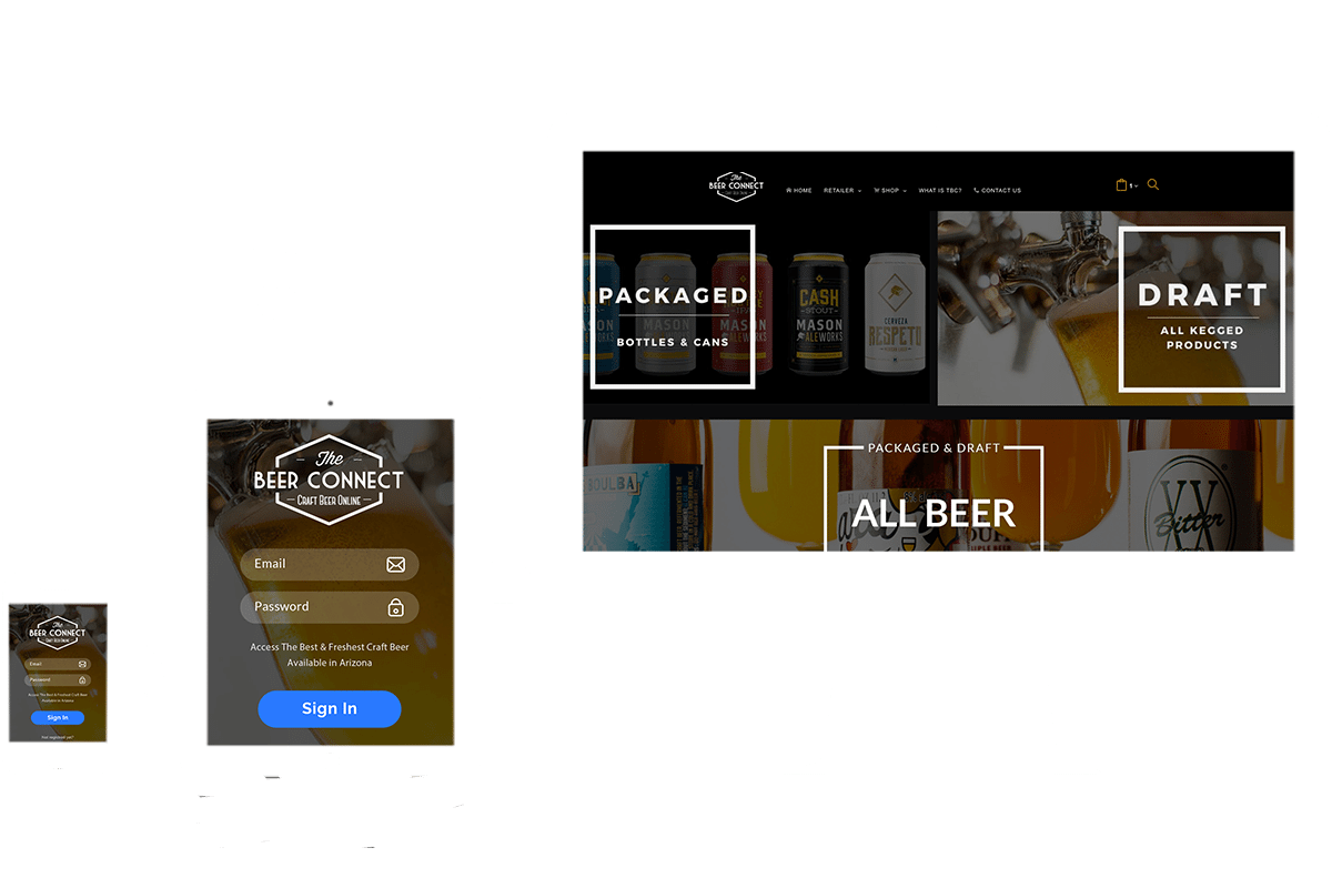 online craft beer distributor